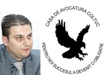 noul decan al Baroului de avocati Bucuresti, Marius V. Coltuc