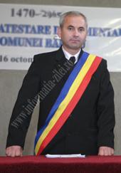 Primarul comunei Bârsău