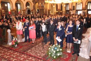 """Festivitate solemnă pentru absolvenţii de la Liceul Teologic """"Nicolae Steinhardt"""""""