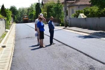 Primarita Fedorca pe strada Morii