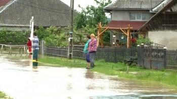 Inundatii Barsau