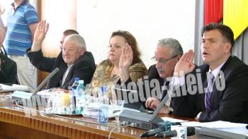 Sedinta Consiliu Judetean Satu Mare