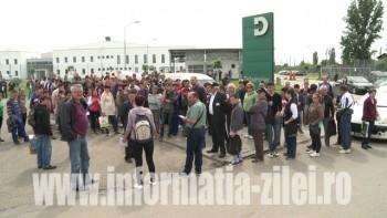 Sindicalisti la Draxlmaier Satu Mare