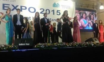 parada modei la inchierea manifestarilor Fabricat in Satu Mare-2015