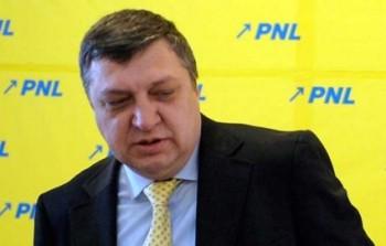 Democrat-liberalii vor ca vicepreşedintele PNL Teodor Atanasiu să părăsească partidul