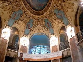 Aula Palatului Cantacuzino