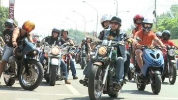 Parada motocicliştilor