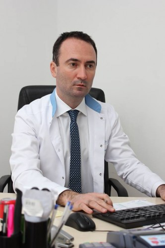 Dr. Cosmin Ratiu