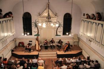 Concert la Academia Sighişoara