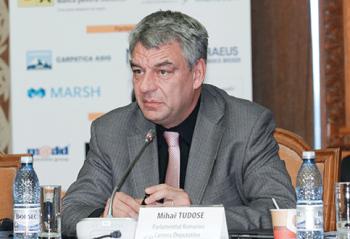 Ministrul Economiei Comertului si Turismului Mihai Tudose