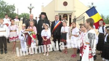 Biserca din Sai a primit hramul Sfantului Iosif Marturisitorul