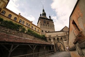 Sighişoara - Turnul cu ceas