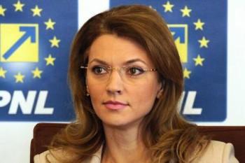 Alina Gorghiu, preşedinte PNL