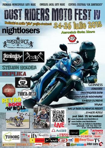 Dust Riders Moto Fest 2015