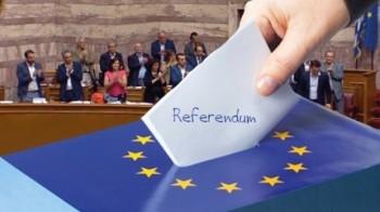 Referendumul din Grecia
