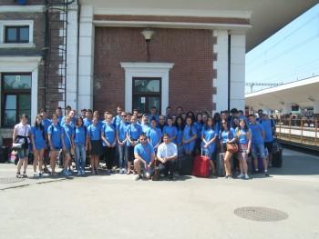 60 de copii din Satu Mare participă la Întâlnirea Naţională a Tineretului Catolic din România