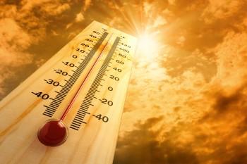 i dacă pentru luni s-au anunţat 34 de grade, marţi şi miercuri se vor înregistra chiar 36 de grade