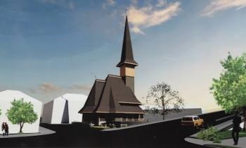 Biserica-desen