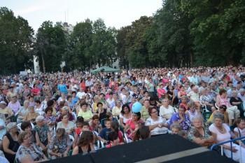 Mii de oameni au asistat la evenimentele August Fest