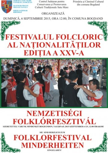 Festivalul nationaitatilor de la Bogdand