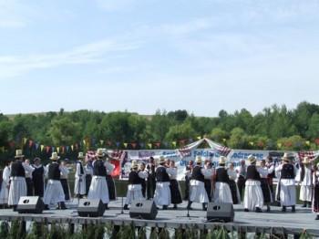 Festivalul de la Oteloaia, are o lunga si bogata traditie
