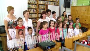 Biblioteca si Spitalul Judetean au pus bazele unui proiect dedicat copiilor