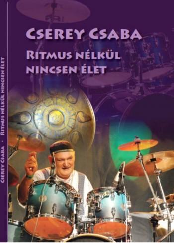 Coperta cărţii lui Cserey Csaba