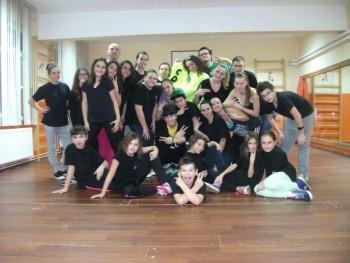 Crazy Dancers în 2015