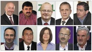 Pe care dintre acesti candidati i-ati alege?