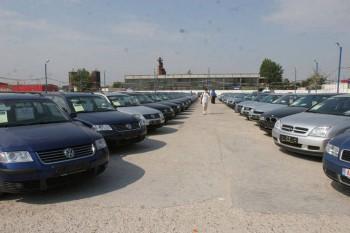 Numarul autoturismelor second hand inmatriculate in primele 8 luni ale acestui an a crescut