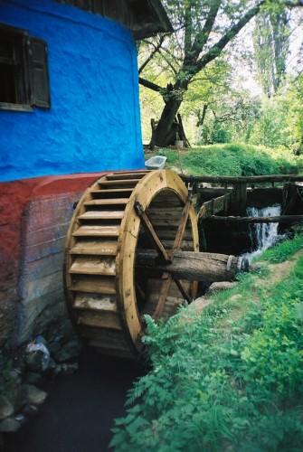 Casa cu moară din localitatea Cămărzana