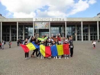 Crazy Dancers la Rimini