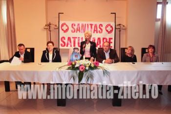Ioan Nintaş este noul lider al Organizaţiei Sanitas de la Spitalul Judeţean de Urgenţă Satu Mare