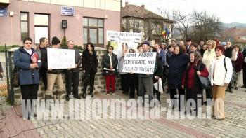 Protest Tarna Mare