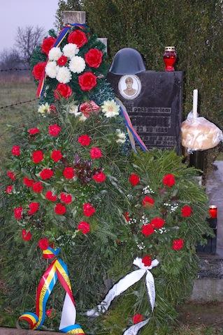 Eroul din Gherta cazut in decembrie 1989