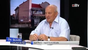 Primarul Iosif Roca din Botiz