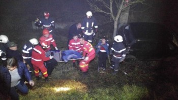 Accident grav intre Ciuperceni si Livada