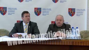 174 kilometri de drumuri judeţene au fost reabilitate din fonduri proprii, prin Programul Operaţional Regional şi HURO