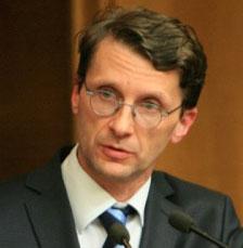 Dan Suciu, purtătorul de cuvânt al Guvernului