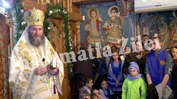 Liceul Ortodox şi-a sărbătorit  protectorul teologic