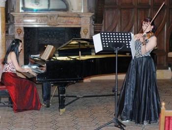 Stela Danciu şi Lavinia Ardelean