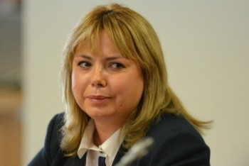 Anca Dragu, ministrul Finanţelor