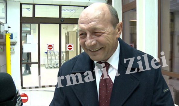 Traian Basescu la Satu Mare