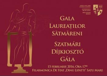 Gala Laureatilor afis