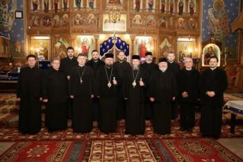 Înaltpreasfinţitul Părinte Nicolae al Americii a vizitat Episcopia Maramureşului şi Sătmarului