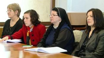 Reprezentantii ONG-urilor care au primit finantare