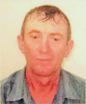Vasile Cuc din Racşa a dispărut de o săptămână