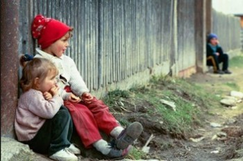 Copii abandonati