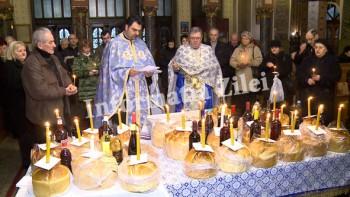 preotii Cristian Bolos si Aurel Donca