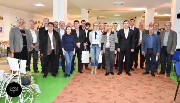 o parte a participantilor la sedinta AEGR-DRW de miercuri, 30 martie